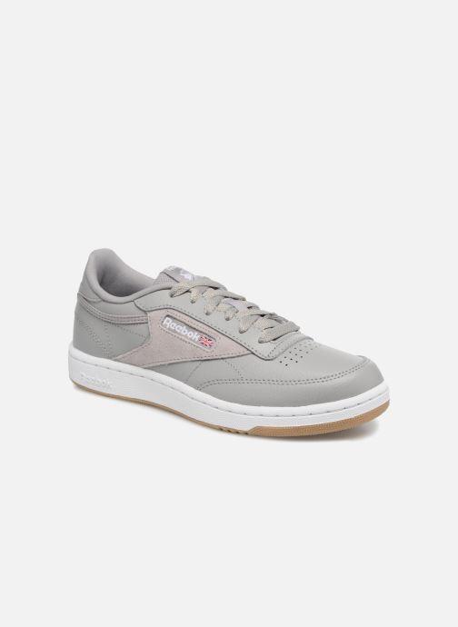 Sneakers Reebok Club C 85 Estl Grijs detail