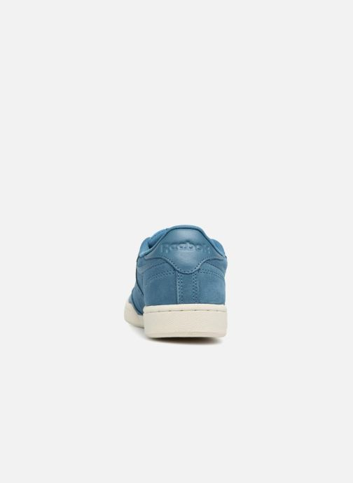 Trainers Reebok Club C 85 Mcc J Blue view from the right
