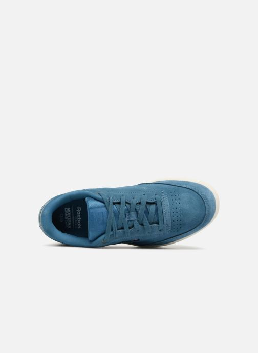 Trainers Reebok Club C 85 Mcc J Blue view from the left