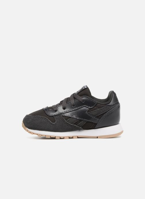 Sneakers Reebok Cl Leather Estl I Zwart voorkant