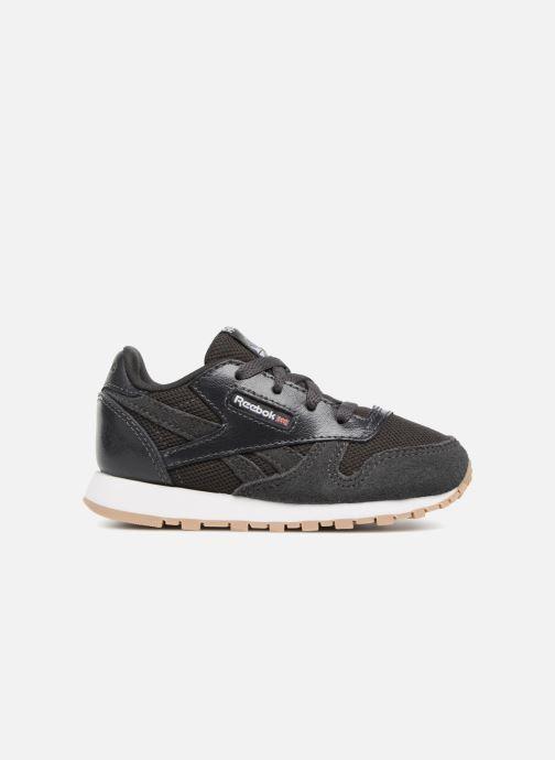 Sneakers Reebok Cl Leather Estl I Zwart achterkant