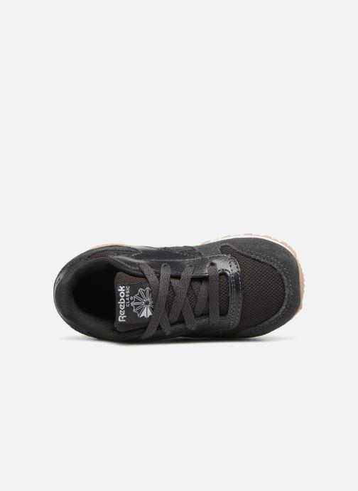 Sneakers Reebok Cl Leather Estl I Zwart links