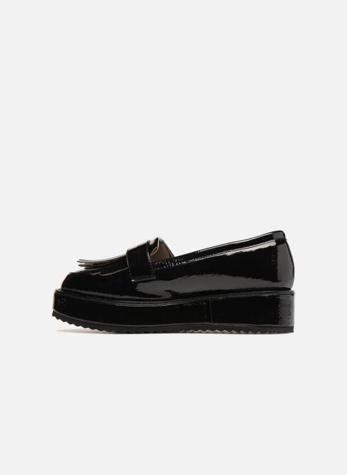 Mocasines I Love Shoes CAMOK Negro vista de frente