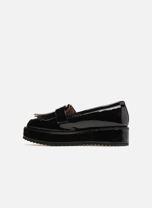 Loafers I Love Shoes CAMOK Black front view