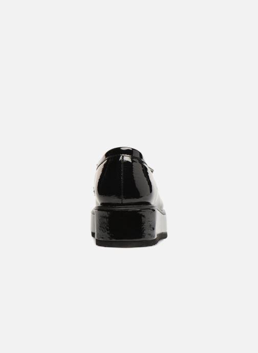 Mocasines I Love Shoes CAMOK Negro vista lateral derecha