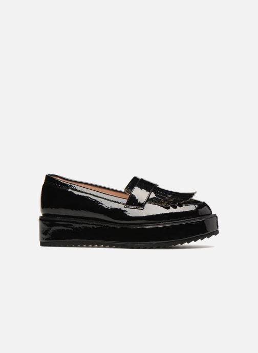 Mocassins I Love Shoes CAMOK Noir vue derrière