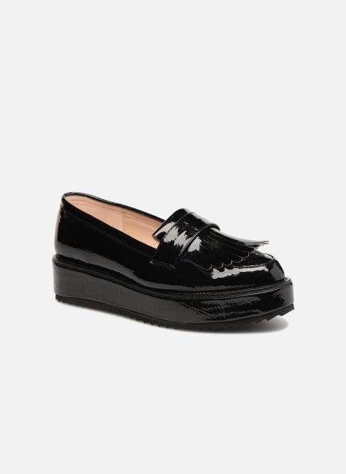 Loafers I Love Shoes CAMOK Black detailed view/ Pair view