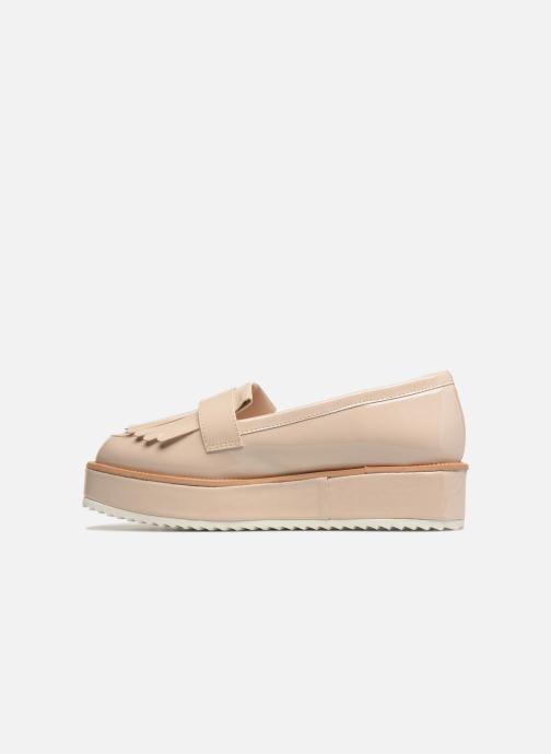 Mocassins I Love Shoes CAMOK Beige vue face
