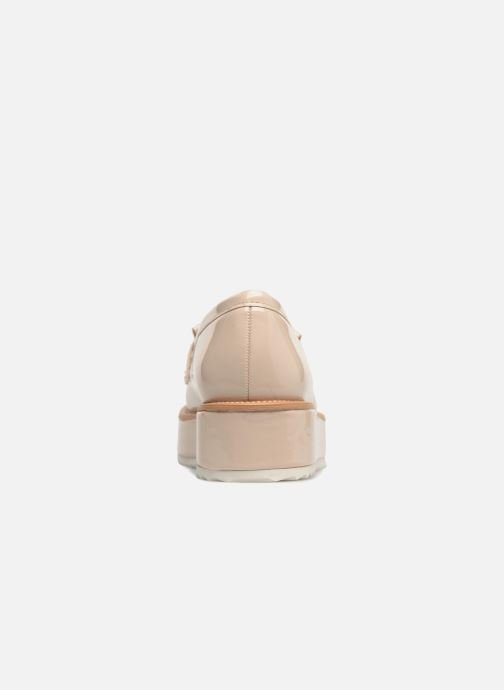 Mocasines I Love Shoes CAMOK Beige vista lateral derecha