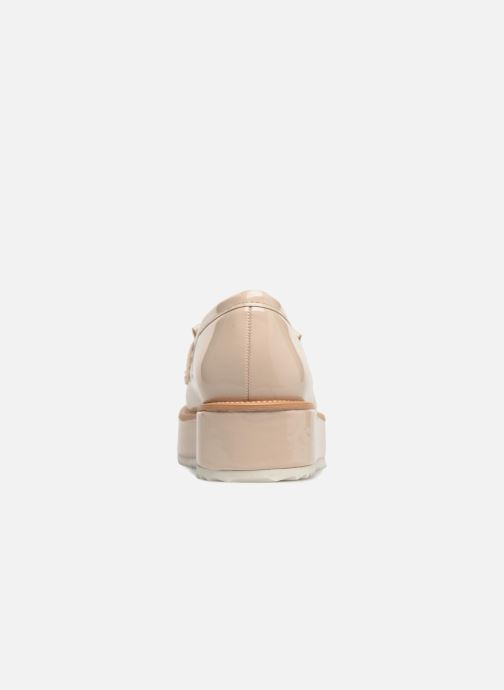 Mocassins I Love Shoes CAMOK Beige vue droite