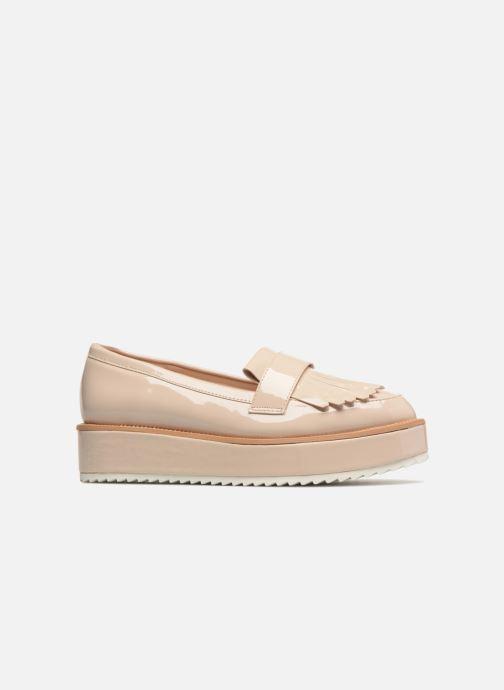 Mocassins I Love Shoes CAMOK Beige vue derrière