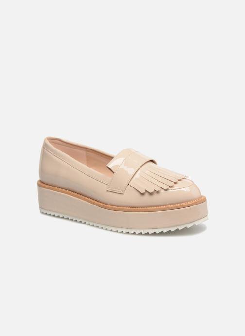 Mocassins I Love Shoes CAMOK Beige vue détail/paire