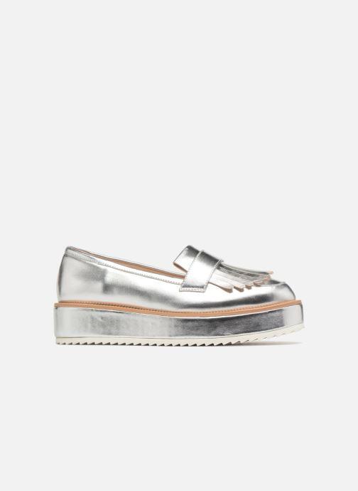 Mocassini I Love Shoes CAMOK Argento immagine posteriore