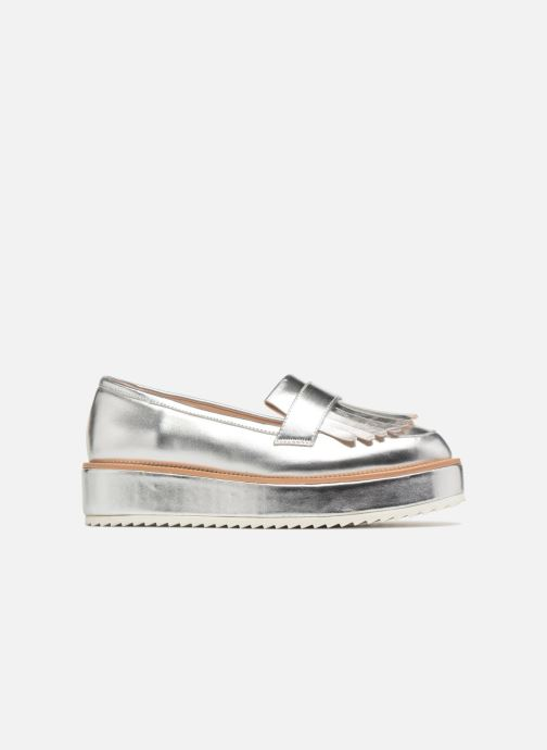Mocassins I Love Shoes CAMOK Zilver achterkant