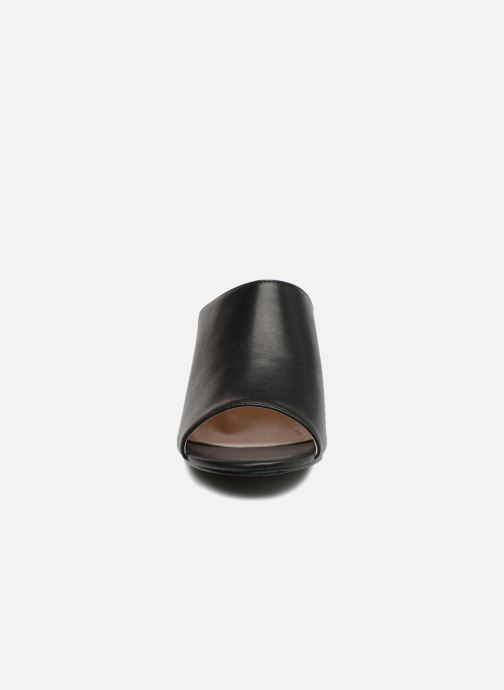 Zuecos I Love Shoes CAMULE Negro vista del modelo