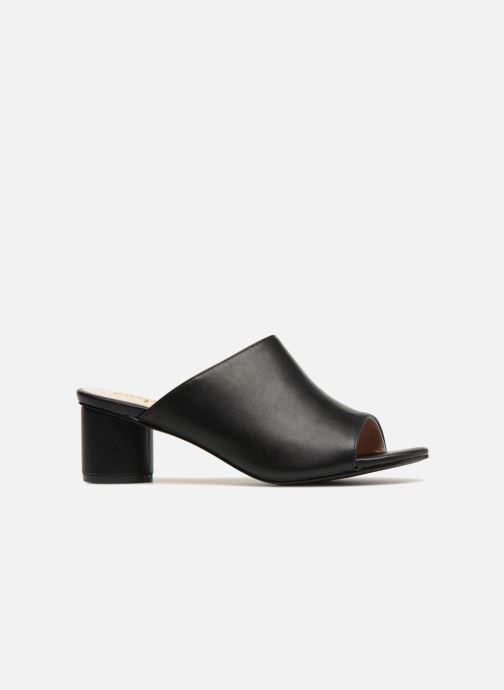 Zuecos I Love Shoes CAMULE Negro vistra trasera