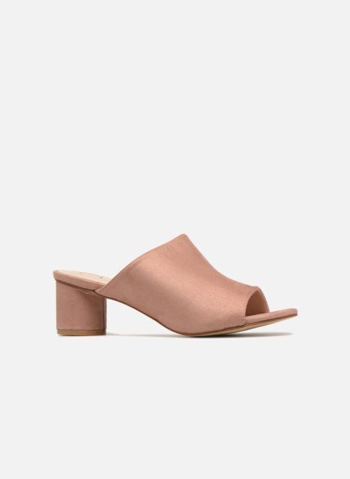 Zuecos I Love Shoes CAMULE Rosa vistra trasera