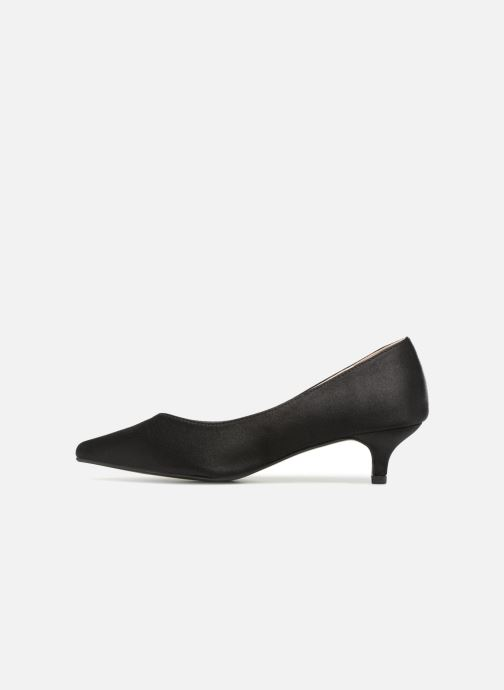 High heels I Love Shoes CATTINI Black front view