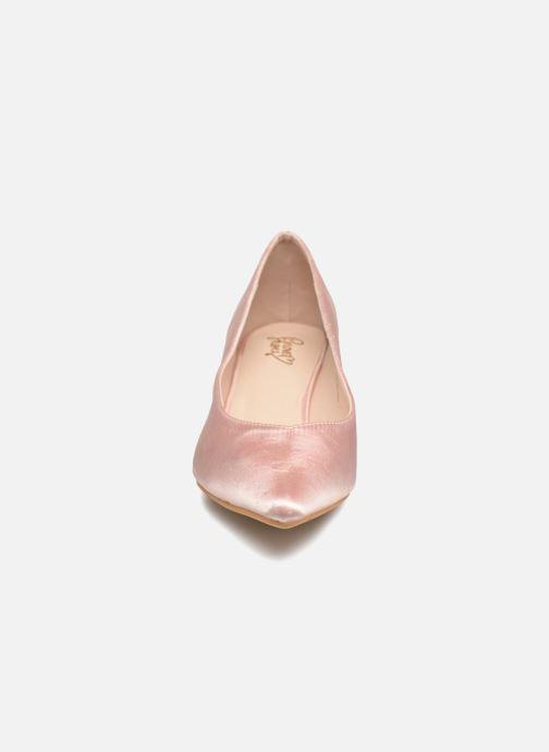 Escarpins I Love Shoes CATTINI Rose vue portées chaussures