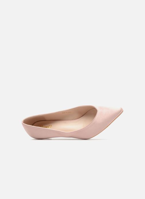 Pumps I Love Shoes CATTINI rosa ansicht von links