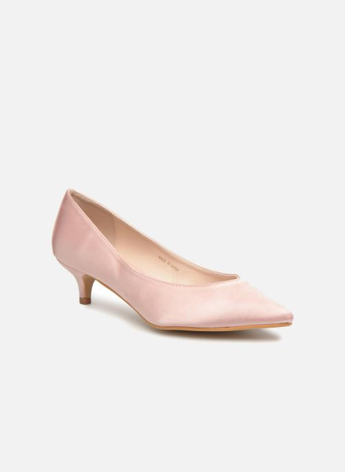 High heels I Love Shoes CATTINI Pink detailed view/ Pair view