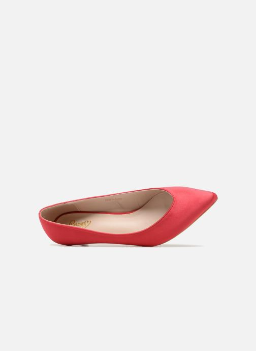 High heels I Love Shoes CATTINI Pink view from the left