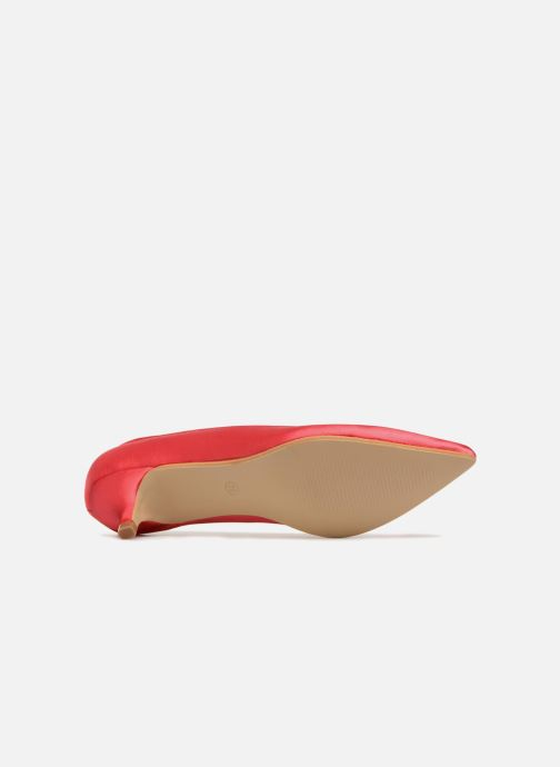 High heels I Love Shoes CATTINI Pink view from above