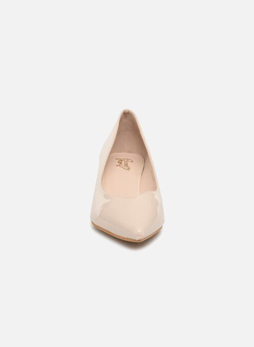 Décolleté I Love Shoes CATTINI Rosa modello indossato