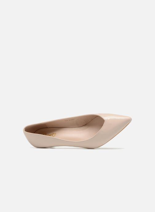 Zapatos de tacón I Love Shoes CATTINI Rosa vista lateral izquierda