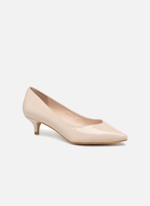 Escarpins I Love Shoes CATTINI Rose vue détail/paire