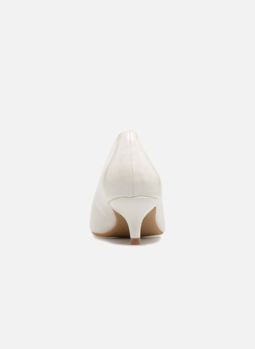 Escarpins I Love Shoes CATTINI Blanc vue droite