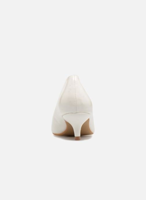 Escarpins I Love Shoes CATTINI Blanc vue droite