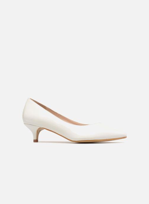 High heels I Love Shoes CATTINI White back view