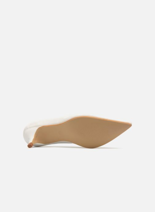 Escarpins I Love Shoes CATTINI Blanc vue haut