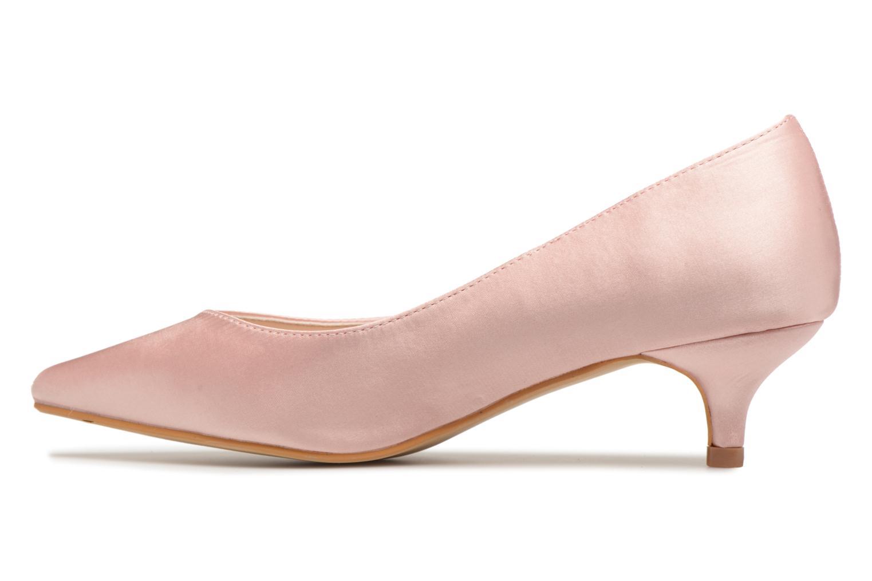 Escarpins I Love Shoes CATTINI Rose vue face