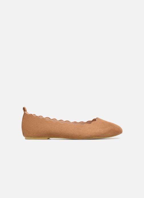 Ballerines I Love Shoes CAFESTON Marron vue derrière