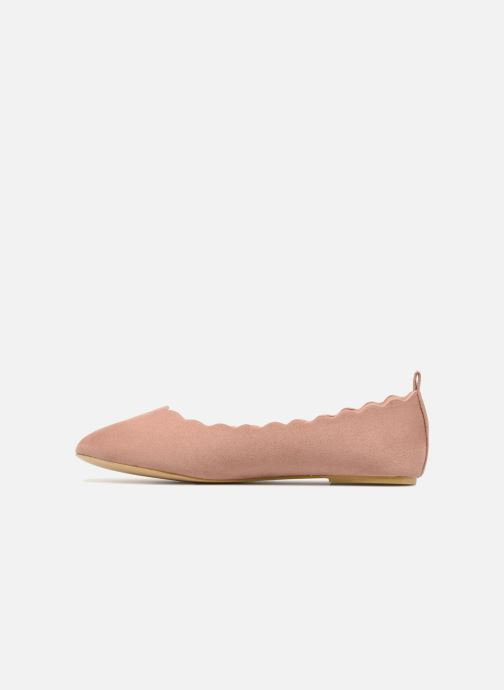 Ballerines I Love Shoes CAFESTON Rose vue face