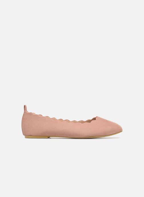 Bailarinas I Love Shoes CAFESTON Rosa vistra trasera