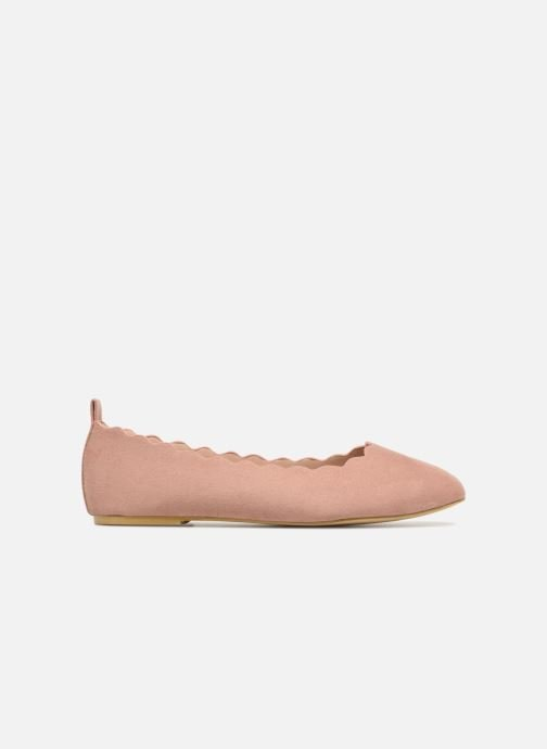 Ballerines I Love Shoes CAFESTON Rose vue derrière