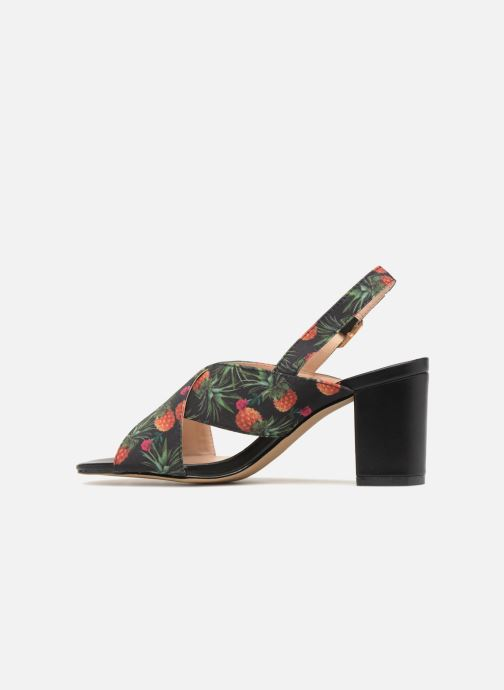 Sandales et nu-pieds I Love Shoes CALINO Multicolore vue face