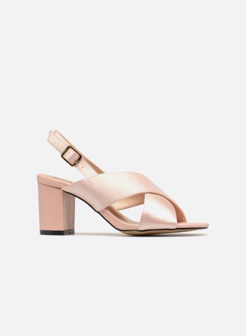Sandales et nu-pieds I Love Shoes CALINO Rose vue derrière