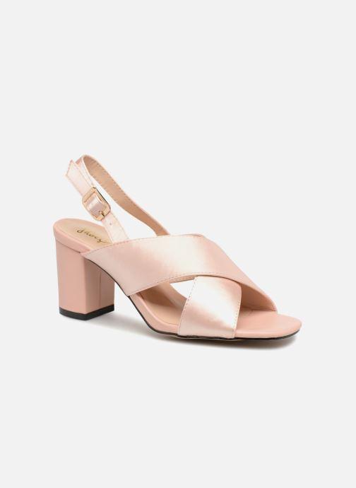 Sandaler I Love Shoes CALINO Pink detaljeret billede af skoene