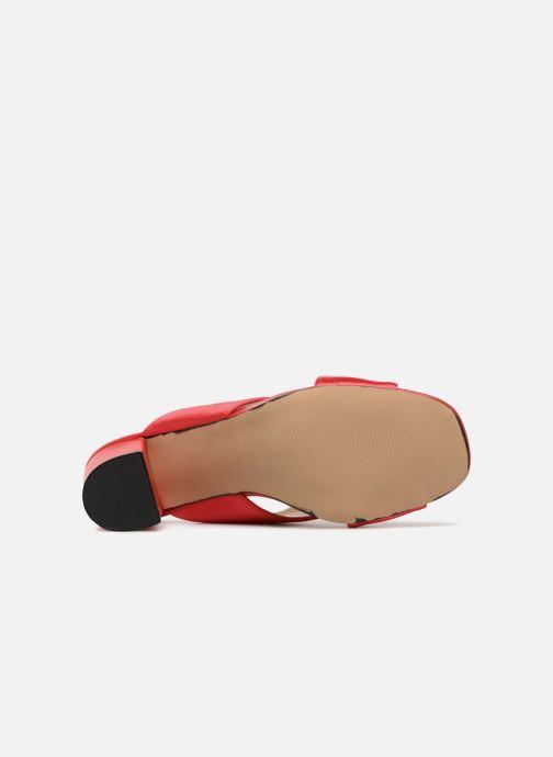 Sandales et nu-pieds I Love Shoes CALINO Rose vue haut
