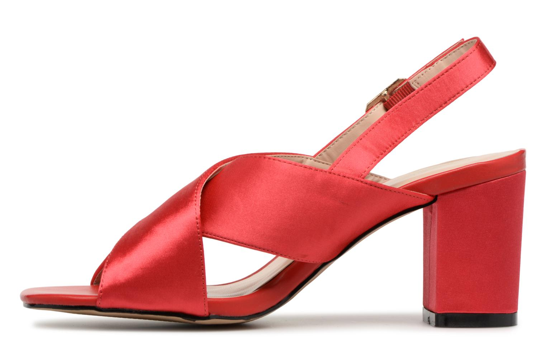 Sandales et nu-pieds I Love Shoes CALINO Rose vue face