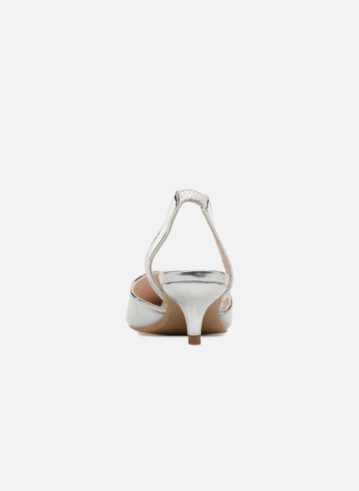 Zapatos de tacón I Love Shoes CALANE Plateado vista lateral derecha