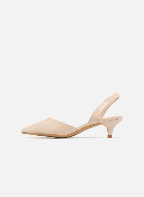 Escarpins I Love Shoes CALANE Beige vue face