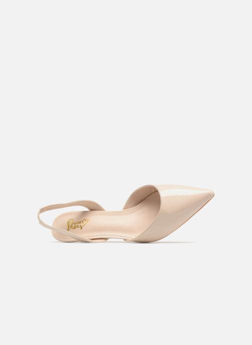 Décolleté I Love Shoes CALANE Beige immagine sinistra