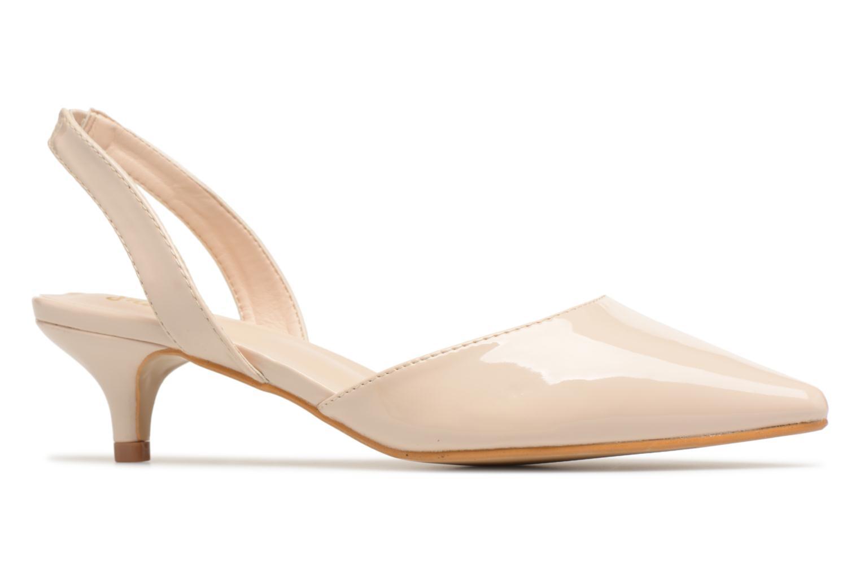 Escarpins I Love Shoes CALANE Beige vue derrière
