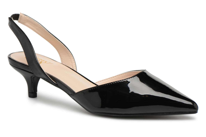Escarpins I Love Shoes CALANE Noir vue détail/paire