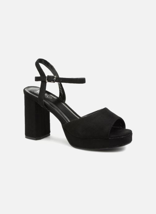 Sandalias I Love Shoes LAPAIX Negro vista de detalle / par